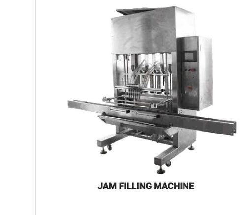 Jam Filling Machine