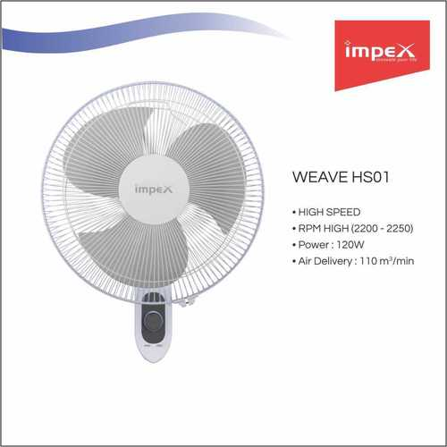 IMPEX Wall Fan (WEAVE HS 01)