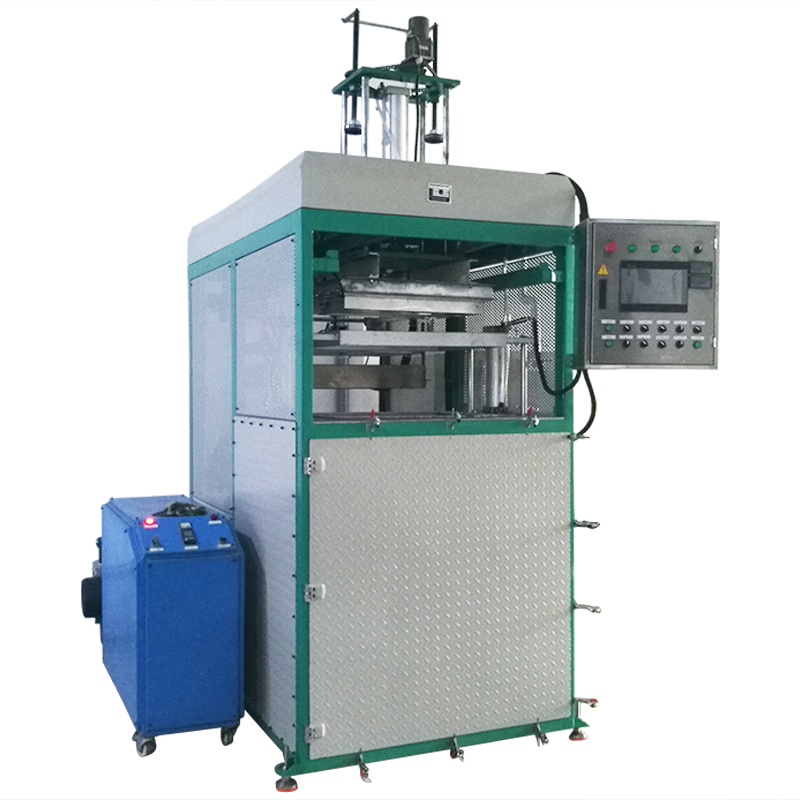 Thick Material Blister Forming Machine