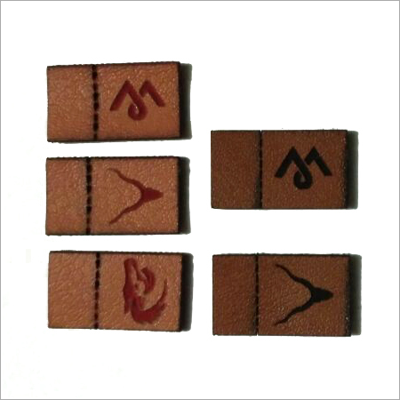 Custom PU Leather Patches