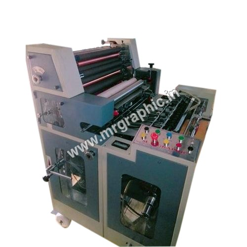 Non Woven Single Color Offset Printing Machine