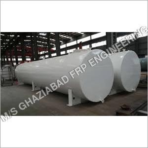 FRP Fuel Storage Tank