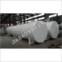 FRP Fuel Storage Tank