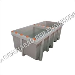 FRP Industrial Planting Tank