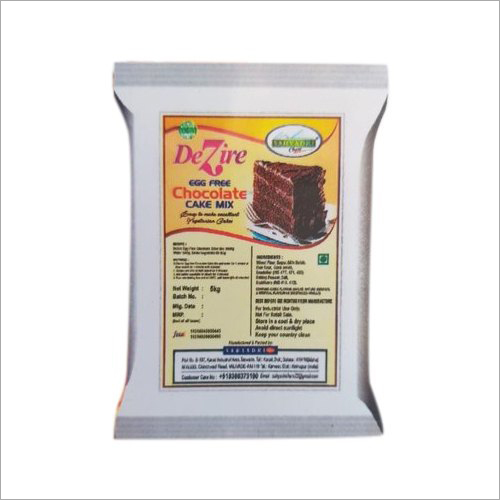 Eggless Chocolate Cake Mix