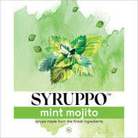 Mint Mojito Mocktail Syrup