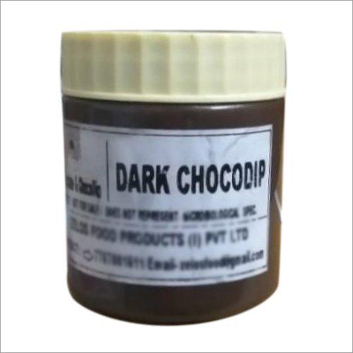 Dark Choco Paste Dip