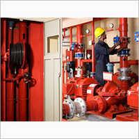 Fire Control Installation Service