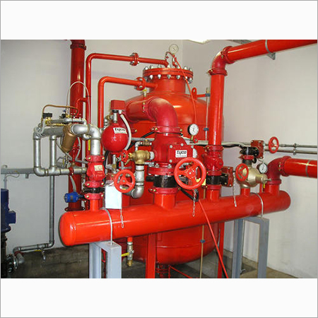 Fire Fighting System Installation Services