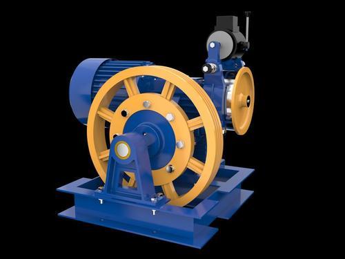 Traction Gear Motor