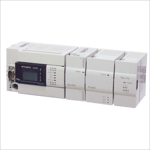 Mitsubishi Programmable Logic Controller System
