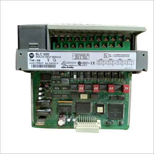 Allen Bradley SLC 500 Analog Input Module