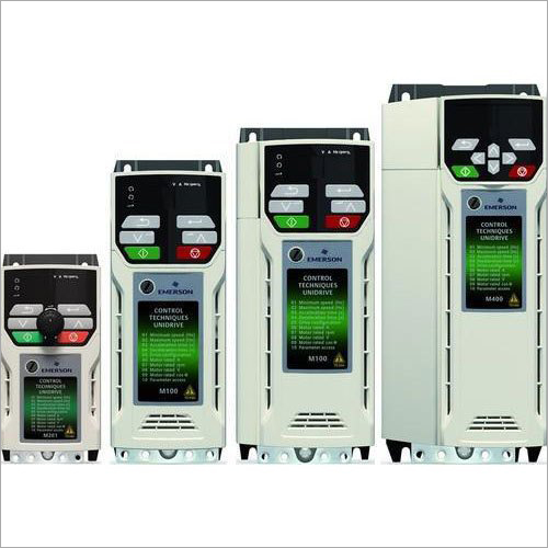 Emerson Control Technniques AC Drives