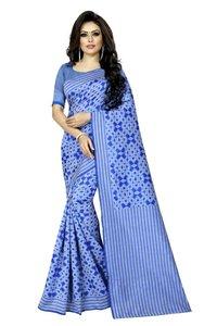 Pure Cotton Silk Saree