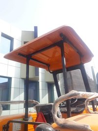 FRP Tractor Canopy