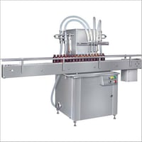 Automatic Liquid Filling Machine For Vials And Bottle