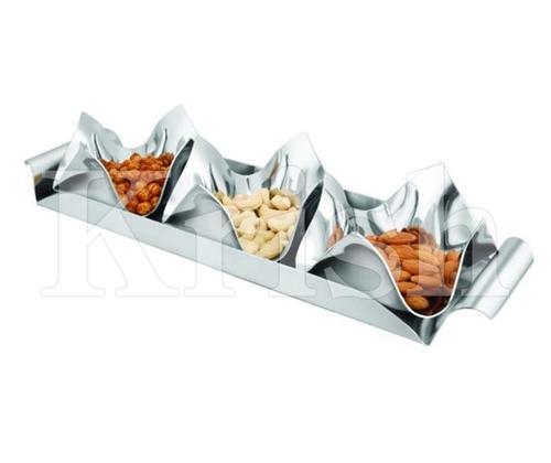 Tulip Bowl Snack Set- 3 Pcs