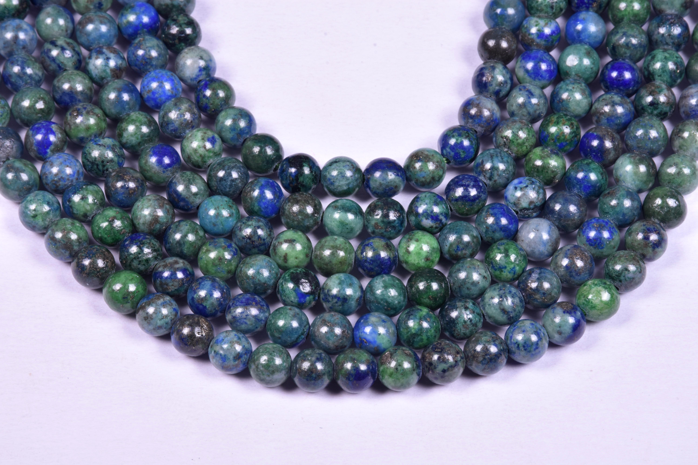 Azurite Beads