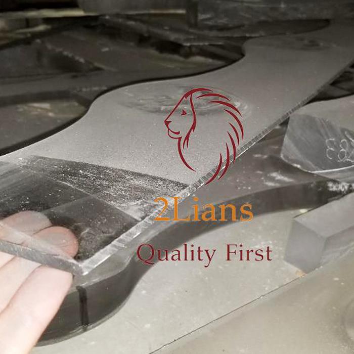 PMMA Cast Natural Cutoffs Pmma Waste Scrap Plastic Recycle Industries