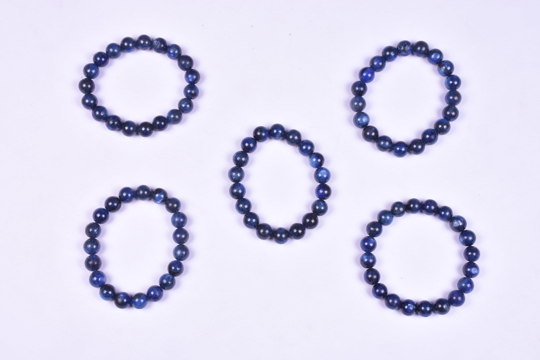 Kyanite Beaded Bracelet