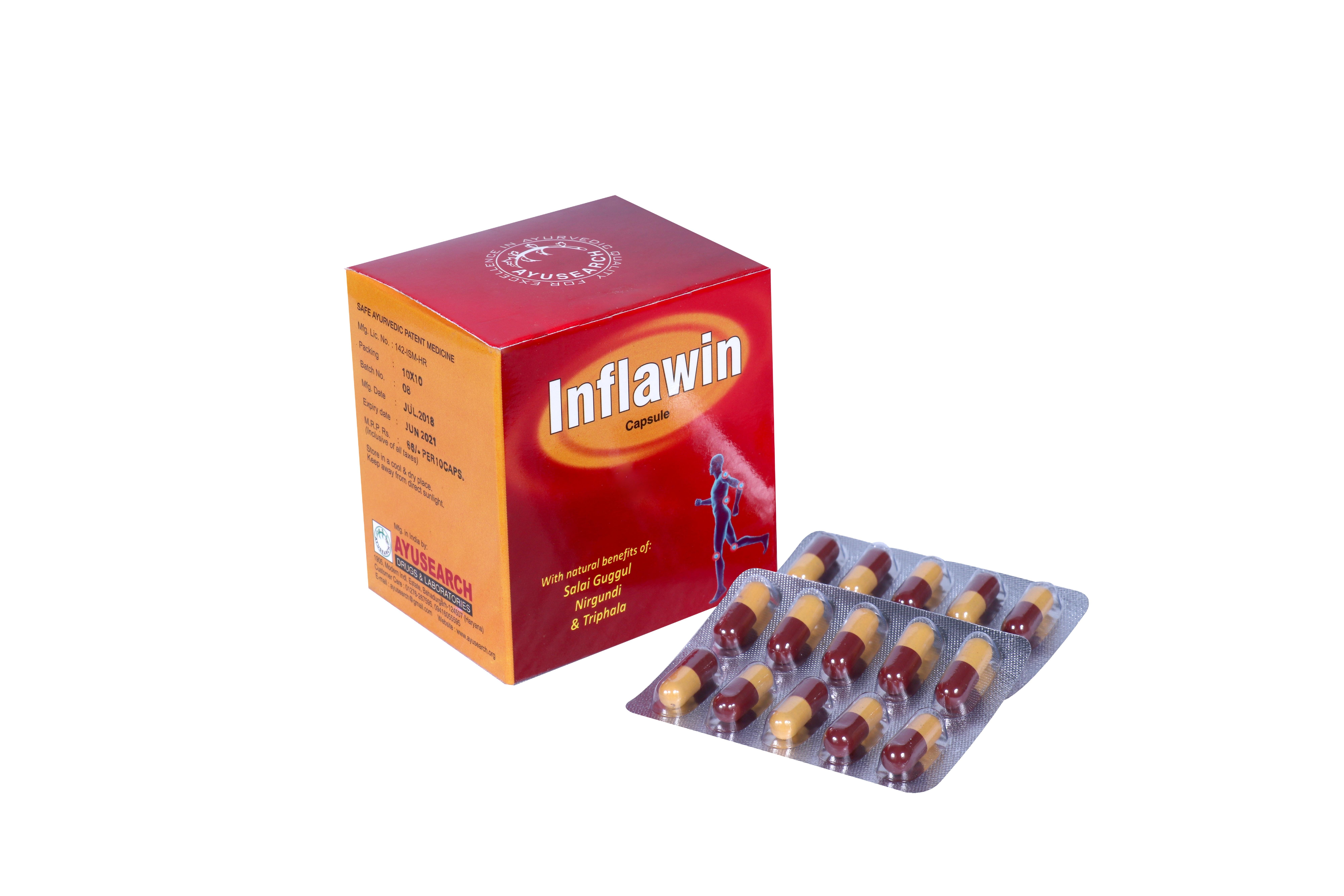 Inflawin Capsule