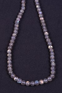 Labradorite Beads Necklace