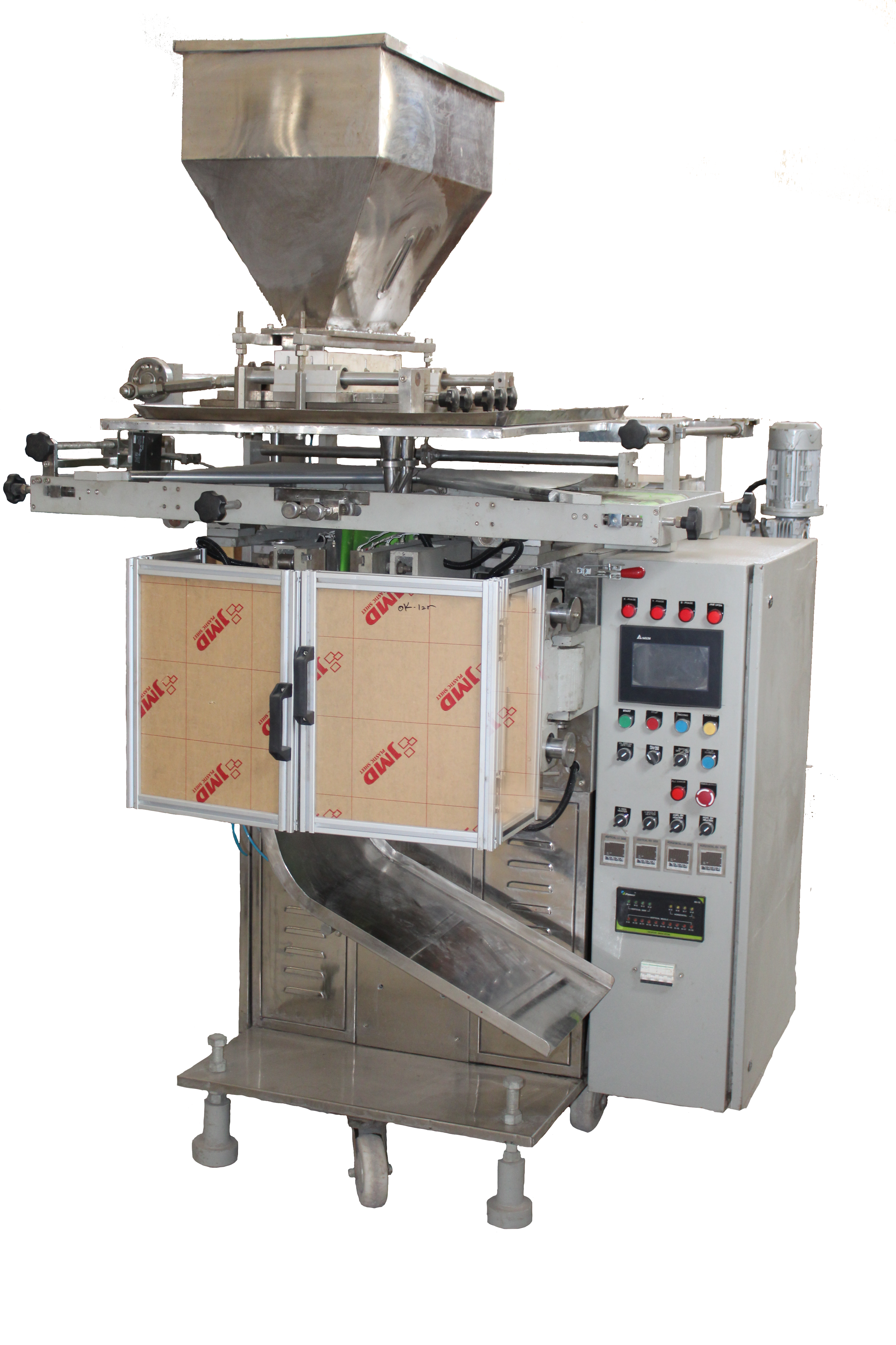 10 Lane Sachet Packaging Machine