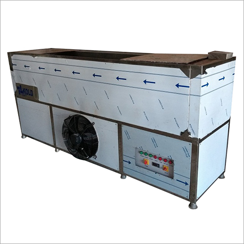 SS Ice Cream Deep Freezer
