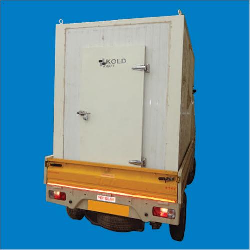 Portable Refrigerator Truck