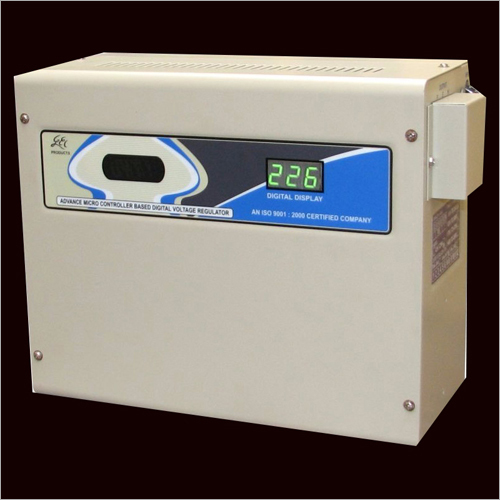 AC Digital Voltage Stabilizer