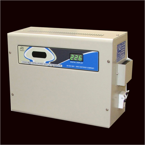 Electronic Digital Voltage Stabilizer