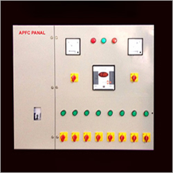 Automatic Power Factor Controller Panel