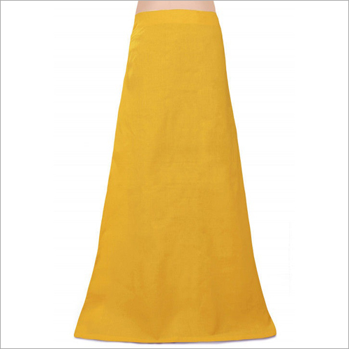Plain Cotton Petticoat