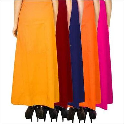 Free Size Cotton Petticoat