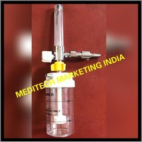 Bpc Flow Meter With Humidifier Bottle