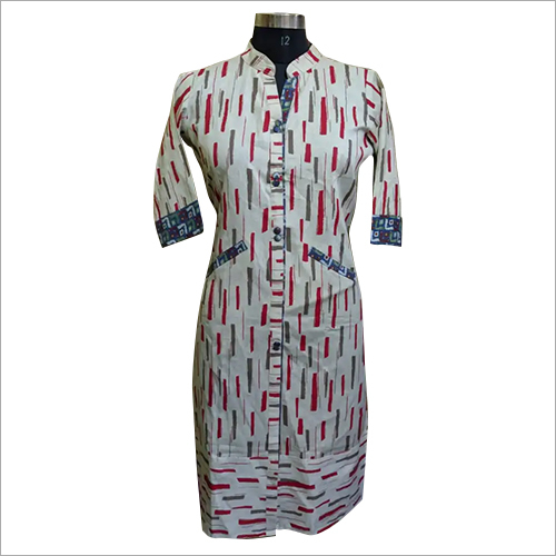 Ladies Office Wear Kurti