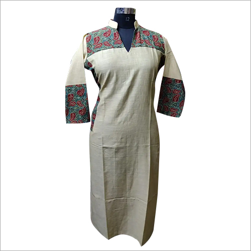 Ladies Regular Wear Kurti