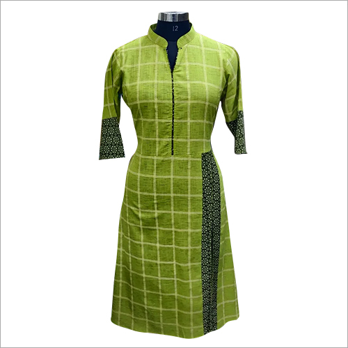 Ladies Side Slit Kurti