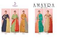 Amayra Wholesale Dupatta Gown Set