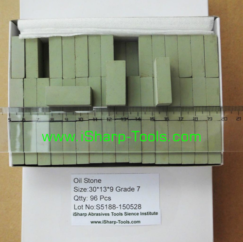 Green Sharpening Stone