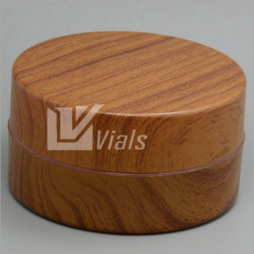 Wooden Cosmetic Jar
