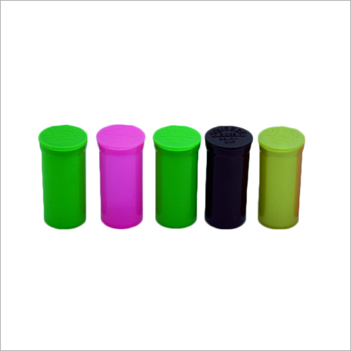 Child Resistant Pop Vials