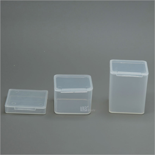 Plastic Rectangle Container