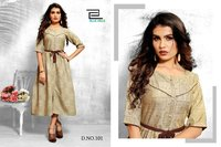 RAYON CASUAL WEAR LONG KURTI