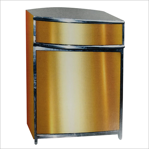 Golden Catering Display Counter