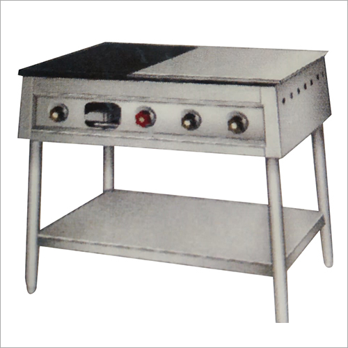 Griddle Plate With Puffer
