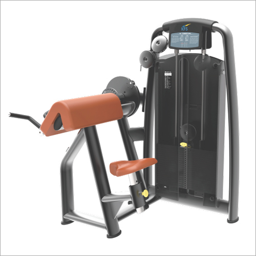 Biceps Curl Triceps Extension Dual Function Machine