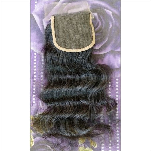 Straight Indian Hair Closure
