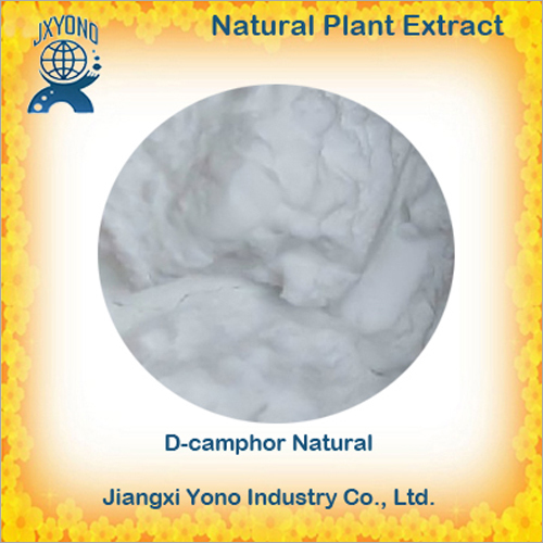Natural Camphor And Borneol
