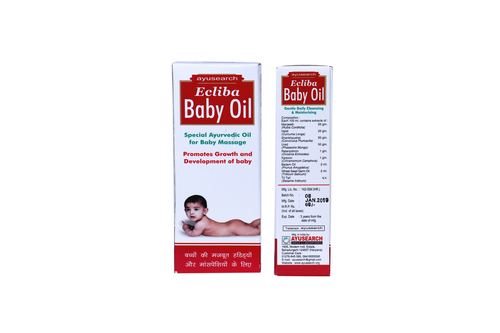 Ecliba Baby Oil